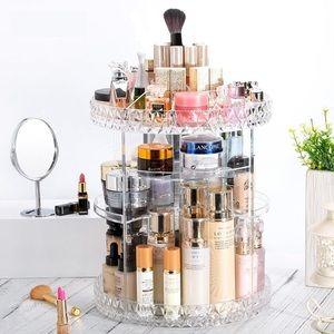 💄HUGE Spinning Makeup Organizer💄
